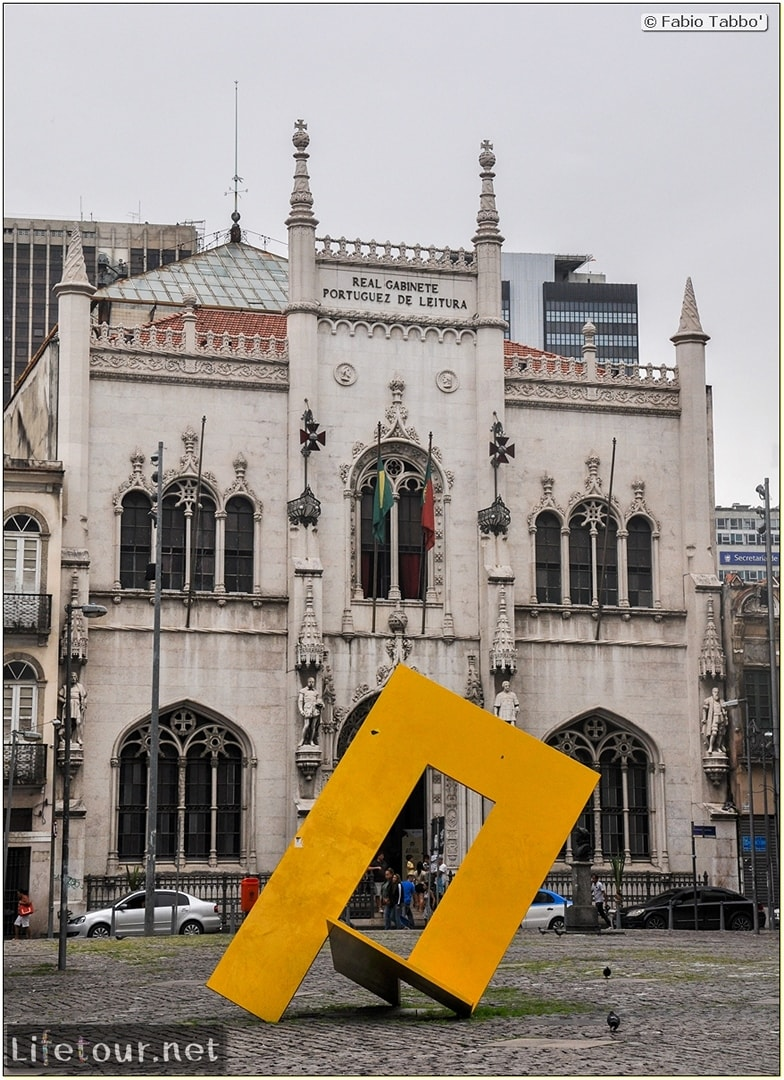 Fabio's LifeTour - Brazil (2015 April-June and October) - Rio De Janeiro - Other pictures City center - 4046