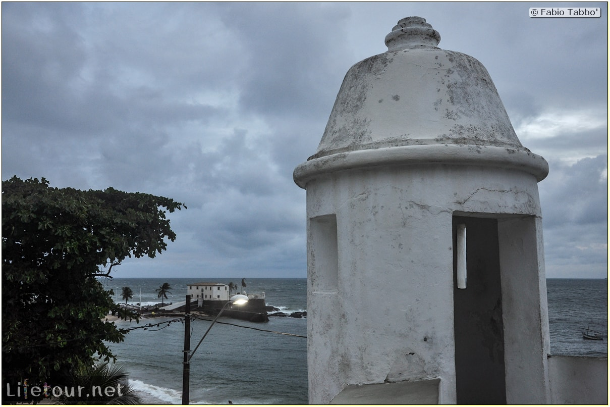 Fabio's LifeTour - Brazil (2015 April-June and October) - Salvador de Bahia - Barra - Forte Santa Maria - 5455