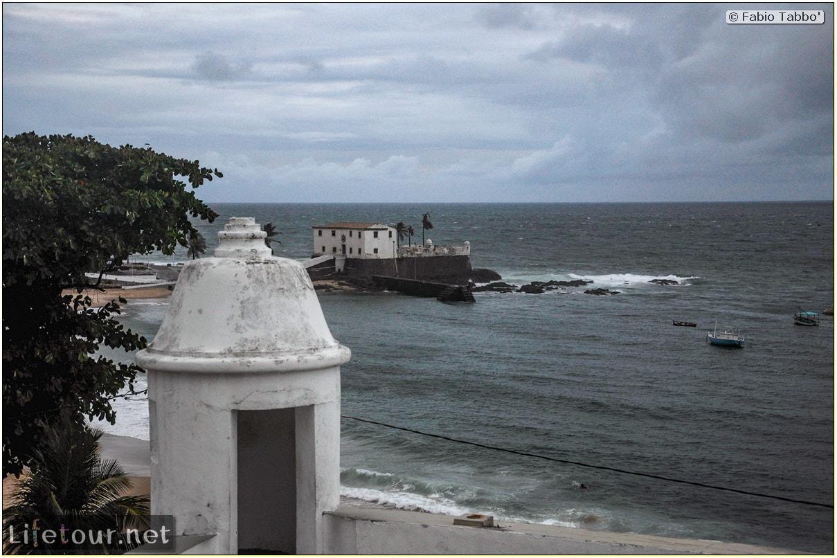 Fabio's LifeTour - Brazil (2015 April-June and October) - Salvador de Bahia - Barra - Forte Santa Maria - 5813 cover