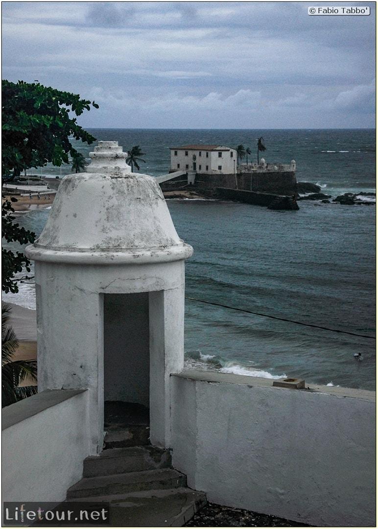 Fabio's LifeTour - Brazil (2015 April-June and October) - Salvador de Bahia - Barra - Forte Santa Maria - 5934