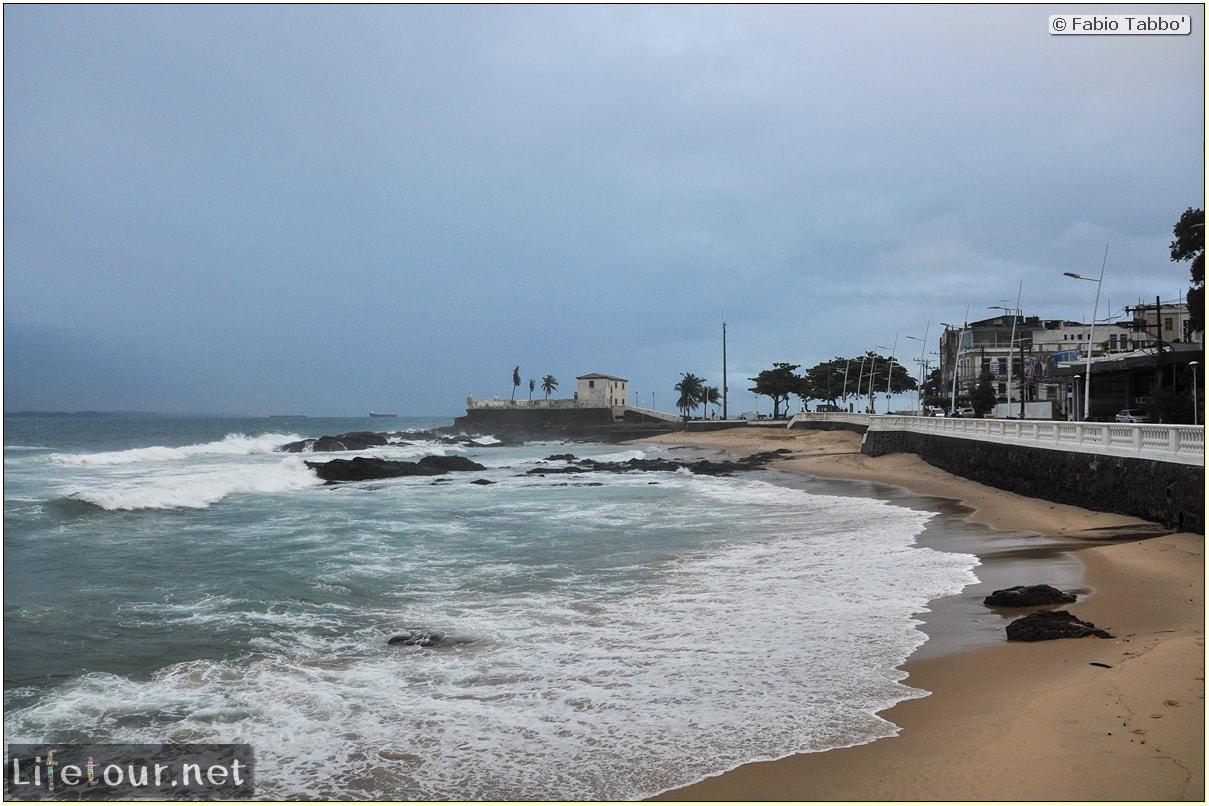 Fabio's LifeTour - Brazil (2015 April-June and October) - Salvador de Bahia - Barra - Forte de S¦o Diogo - 3407