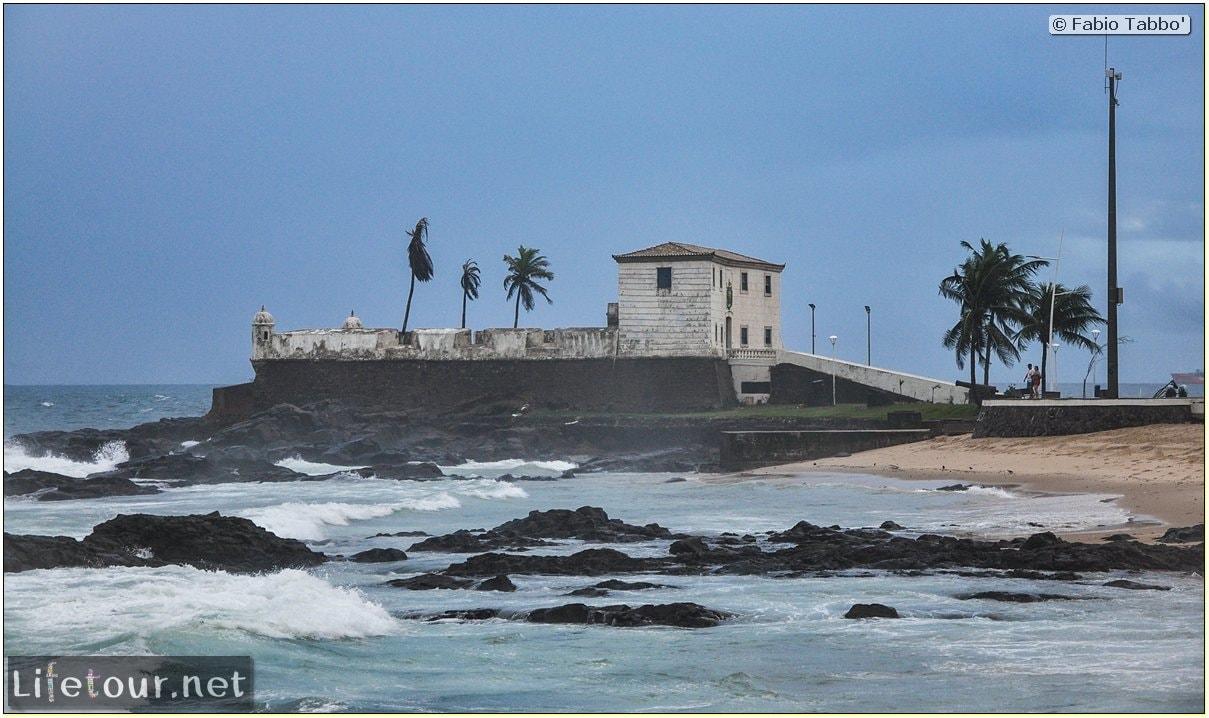 Fabio's LifeTour - Brazil (2015 April-June and October) - Salvador de Bahia - Barra - Forte de S¦o Diogo - 3503 cover
