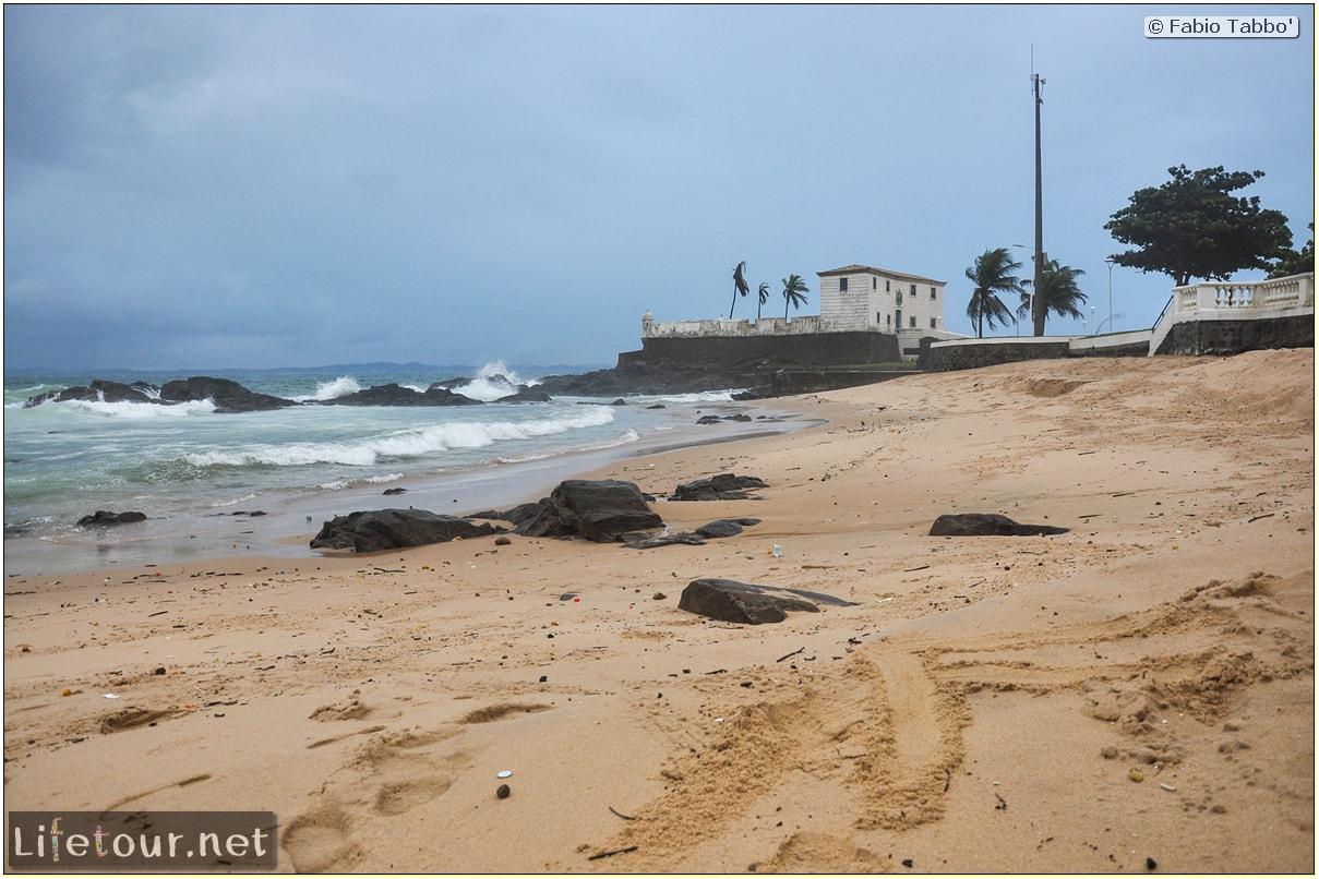 Fabio's LifeTour - Brazil (2015 April-June and October) - Salvador de Bahia - Barra - Forte de S¦o Diogo - 3646