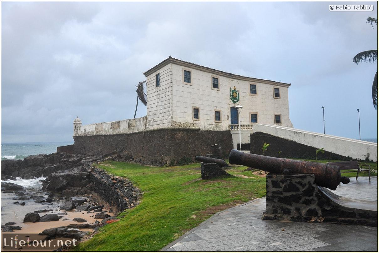 Fabio's LifeTour - Brazil (2015 April-June and October) - Salvador de Bahia - Barra - Forte de S¦o Diogo - 4196