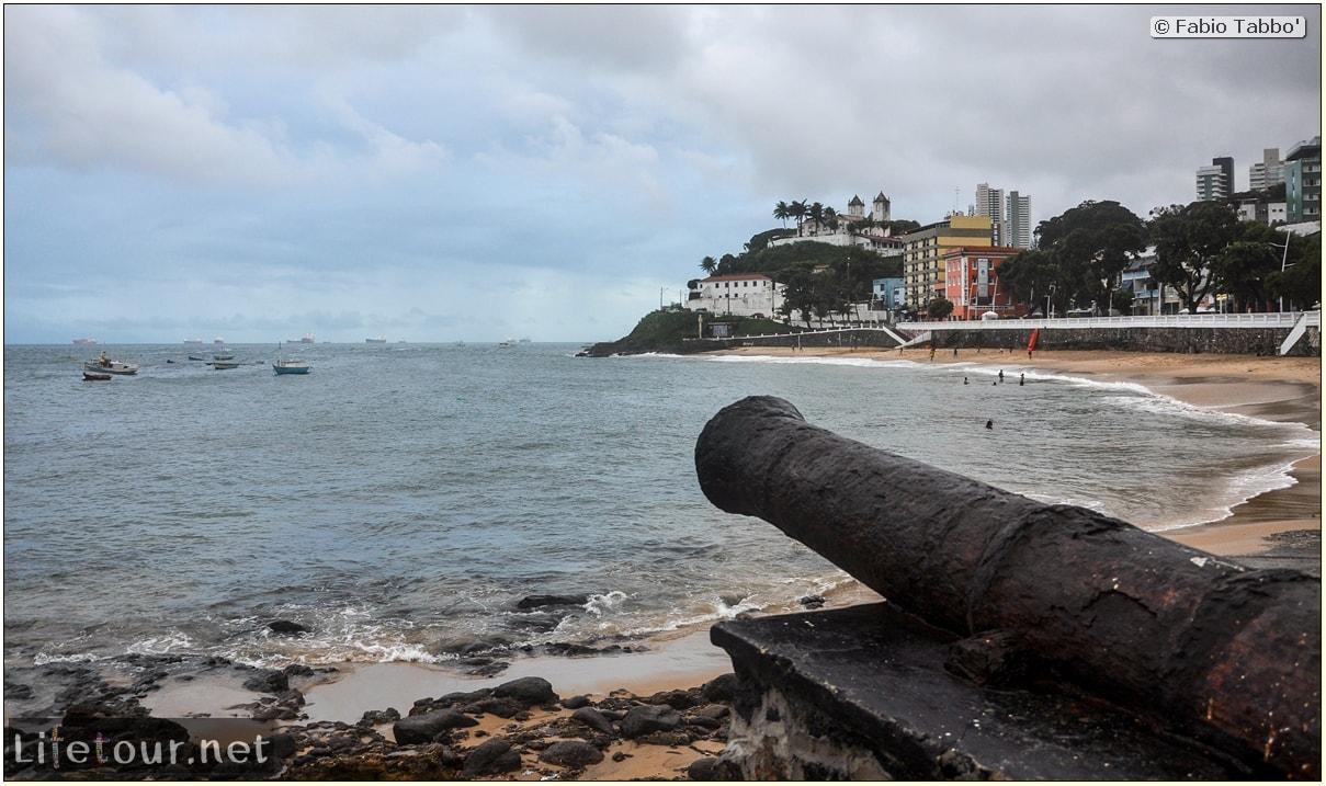 Fabio's LifeTour - Brazil (2015 April-June and October) - Salvador de Bahia - Barra - Forte de S¦o Diogo - 4443