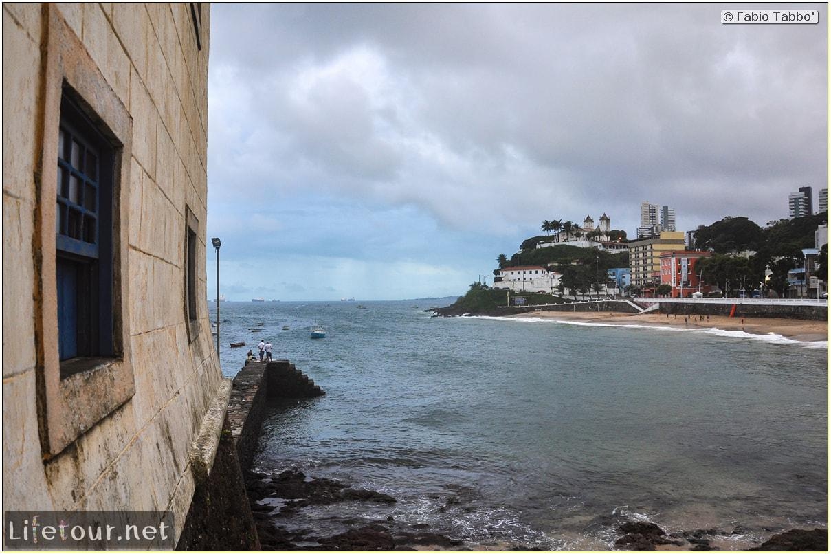 Fabio's LifeTour - Brazil (2015 April-June and October) - Salvador de Bahia - Barra - Forte de S¦o Diogo - 4954