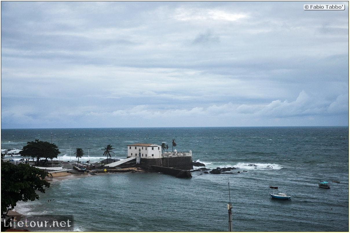 Fabio's LifeTour - Brazil (2015 April-June and October) - Salvador de Bahia - Barra - Forte de S¦o Diogo - 6161