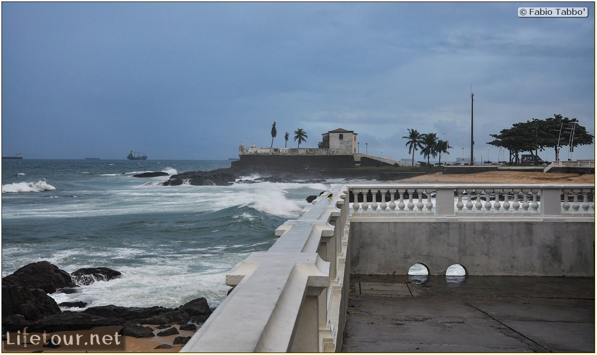 Fabio's LifeTour - Brazil (2015 April-June and October) - Salvador de Bahia - Barra - Other pictures Barra - 3200 cover