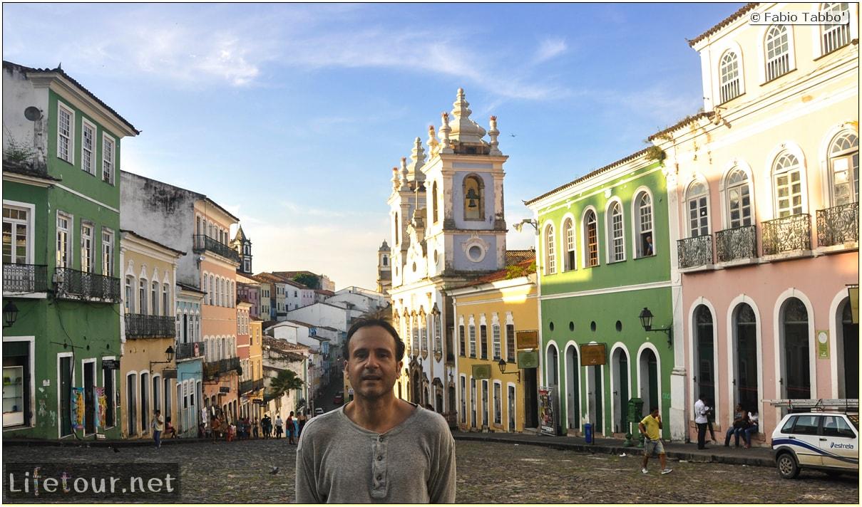 Fabio's LifeTour - Brazil (2015 April-June and October) - Salvador de Bahia - Upper city (Pelourinho) - Largo do Pelourinho - 6384