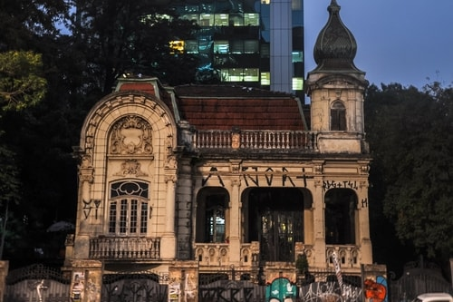 Fabio's LifeTour - Brazil (2015 April-June and October) - Sao Paulo - City Center - 6764 cover