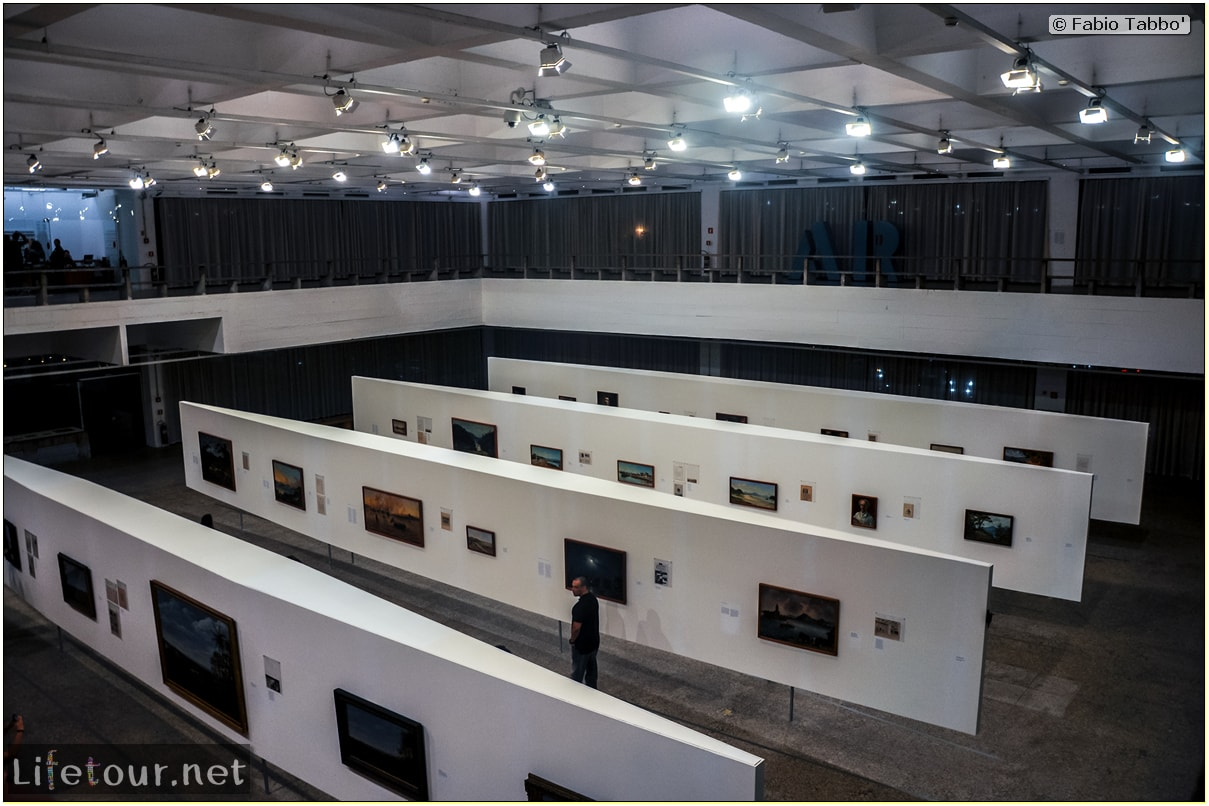 Fabio's LifeTour - Brazil (2015 April-June and October) - Sao Paulo - Museum of Art (MASP) - 6961
