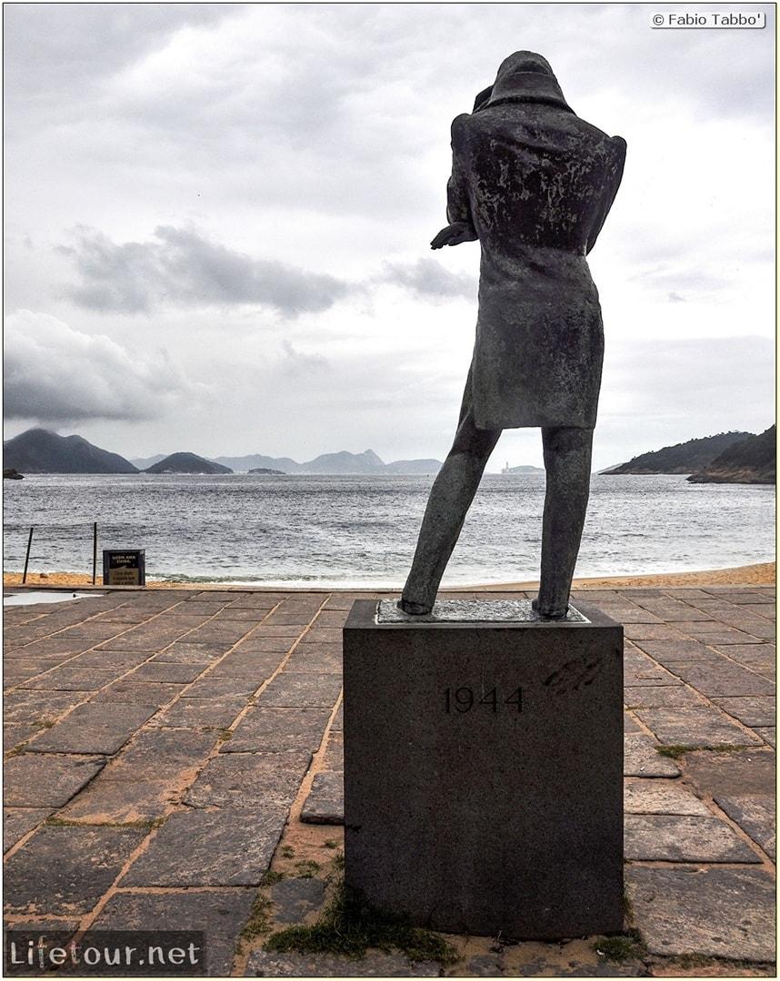 Rio De Janeiro - Trilha Do P¦o De Açúcar - 1- Praia Vermelha (red beach) - 1171 cover