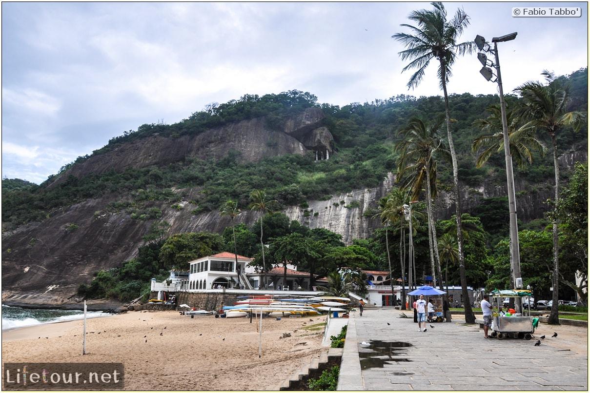 Rio De Janeiro - Trilha Do P¦o De Açúcar - 1- Praia Vermelha (red beach) - 1177