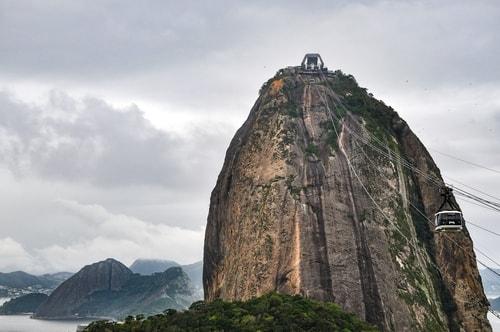Rio De Janeiro - Trilha Do P¦o De Açúcar - 2- panoramic views on first station - 695 cover
