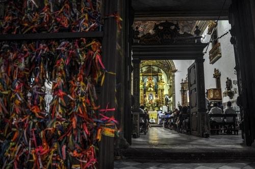 Salvador de Bahia - Upper city (Pelourinho) - Igreja de Nossa Senhora do Rosário dos Pretos cover