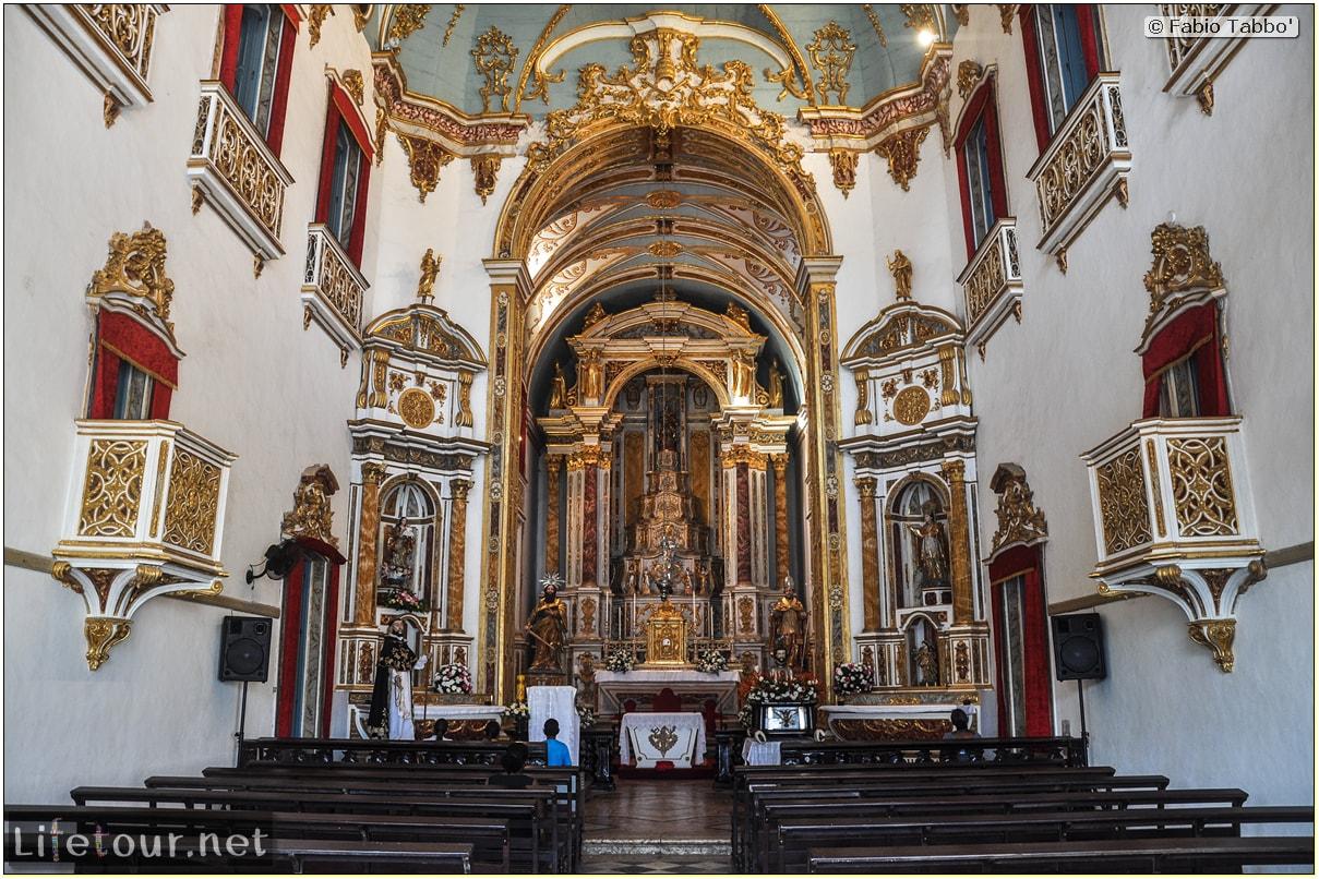 Salvador de Bahia - Upper city (Pelourinho) - other pictures of Historical center - 1030