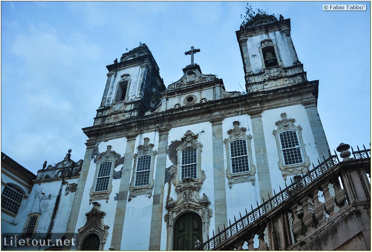 Salvador de Bahia - Upper city (Pelourinho) - other pictures of Historical center - 748