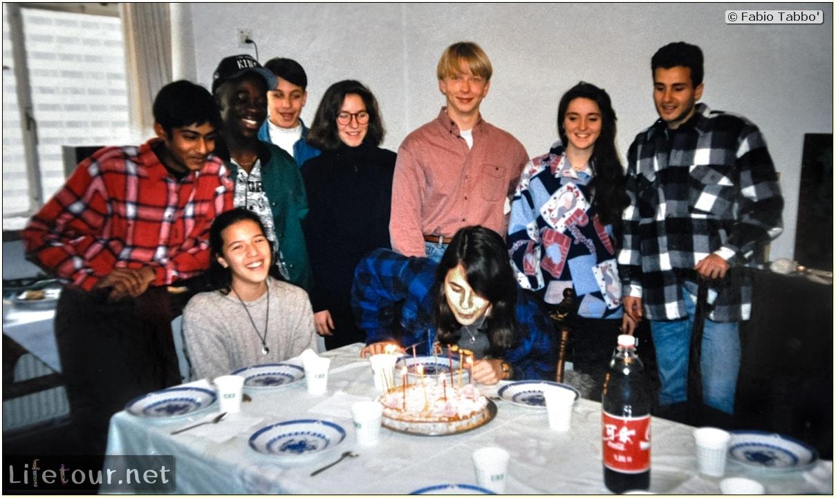 Beijing (1993-1997 and 2014) - Lodging - San Li Tun Diplomatic Compound (1993-1997) - 229
