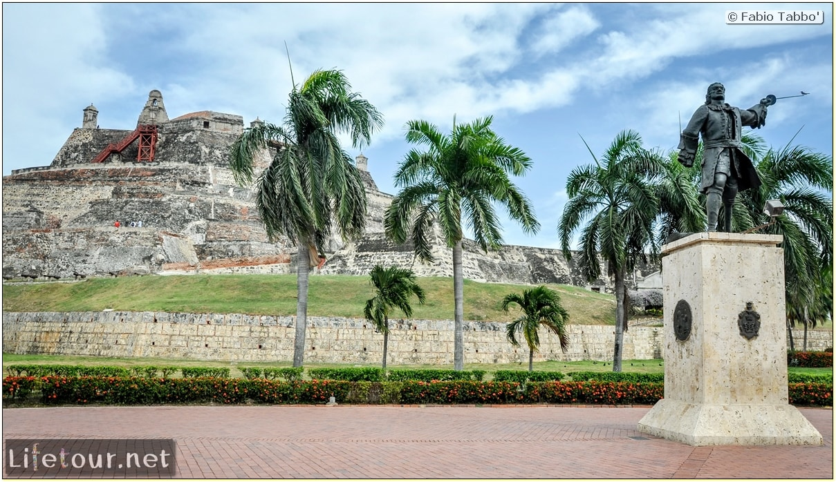 Fabio_s-LifeTour---Colombia-(2015-January-February)---Cartagena---Fortino-San-Felipe---10986 COVER