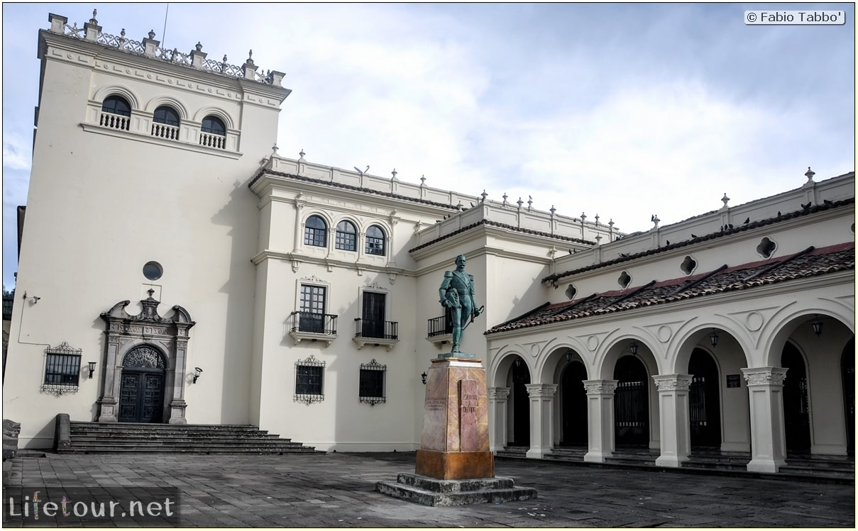 Fabio_s-LifeTour---Colombia-(2015-January-February)---Popayan---Palacio-Nacional-And-Statue-Of-General-Jose-Maria-Obando---9895 COVER