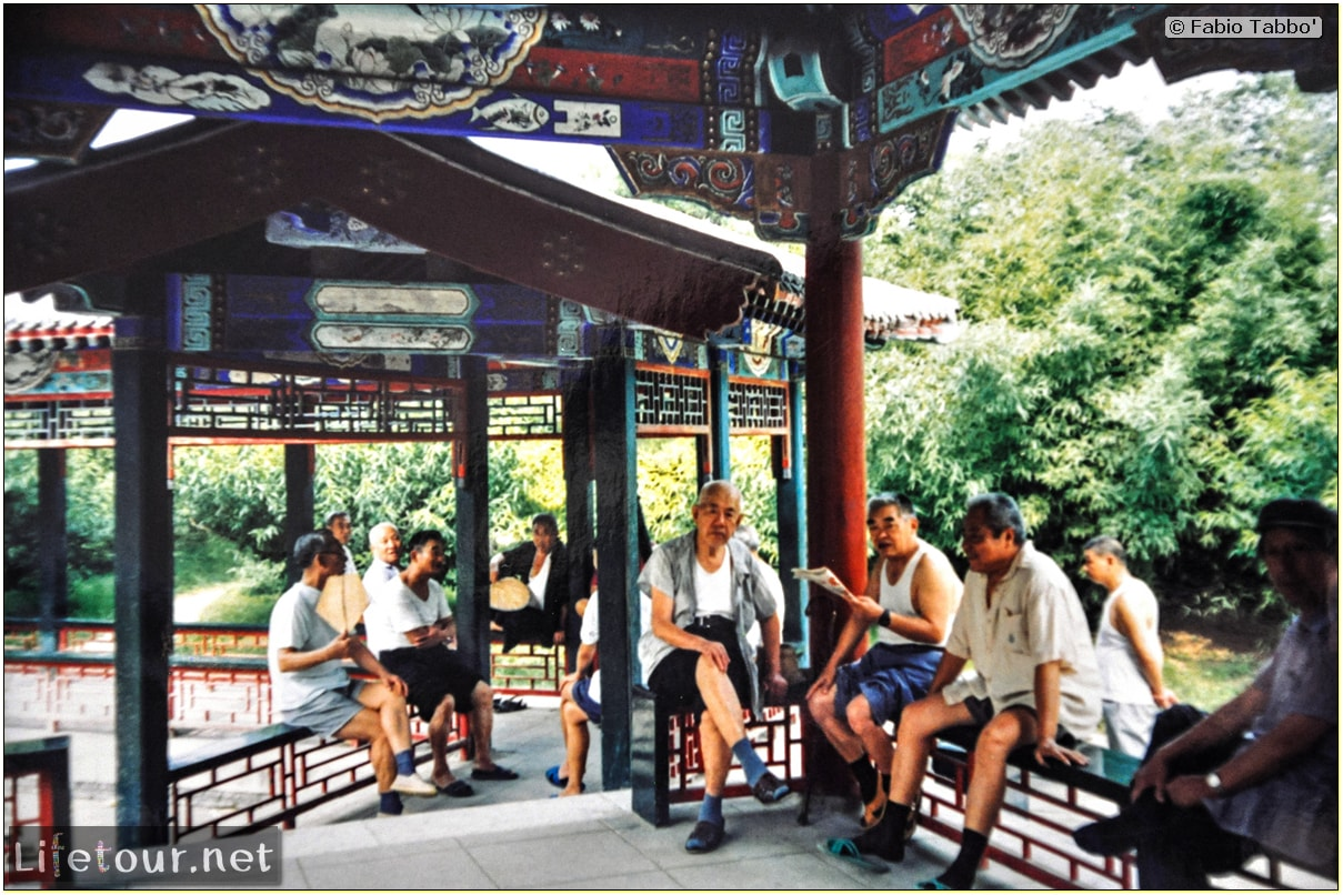 Fabio's LifeTour - China (1993-1997 and 2014) - Beijing (1993-1997 and 2014) - Tourism - Other Beijing pictures - 1993-1997 - 13111