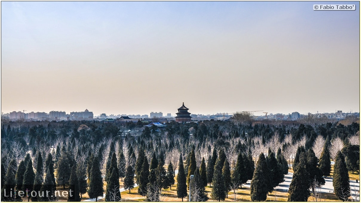 Fabio's LifeTour - China (1993-1997 and 2014) - Beijing (1993-1997 and 2014) - Tourism - Temple of heaven (2014) - 21113 COVER