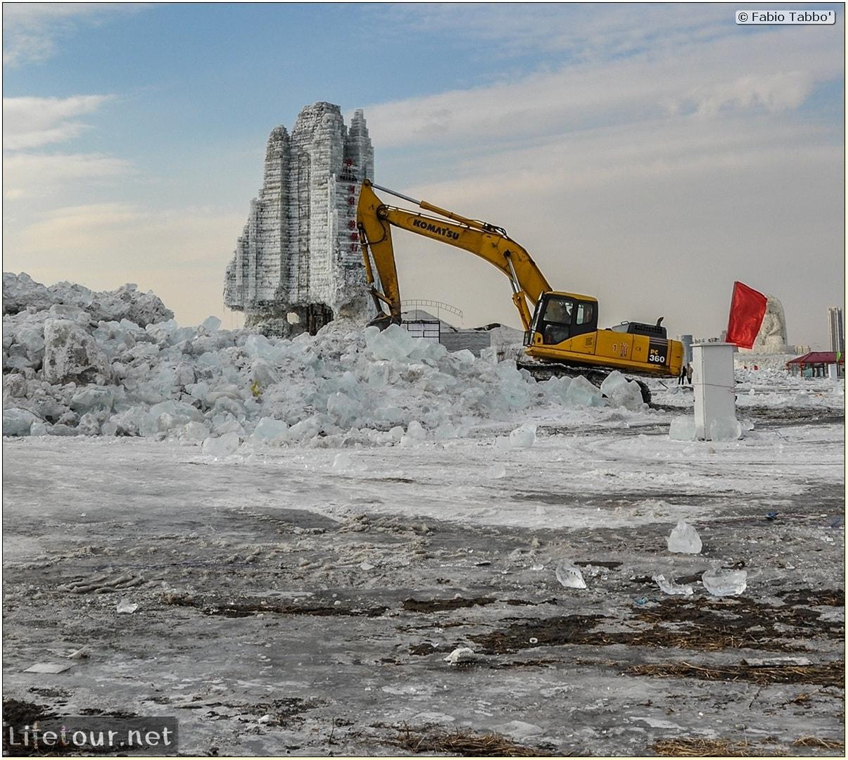 Fabio's LifeTour - China (1993-1997 and 2014) - Harbin (2014) - Ice and Snow show - 4041