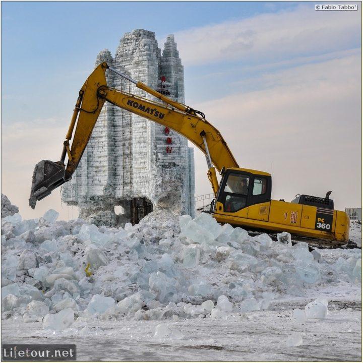 Fabio's LifeTour - China (1993-1997 and 2014) - Harbin (2014) - Ice and Snow show - 4191