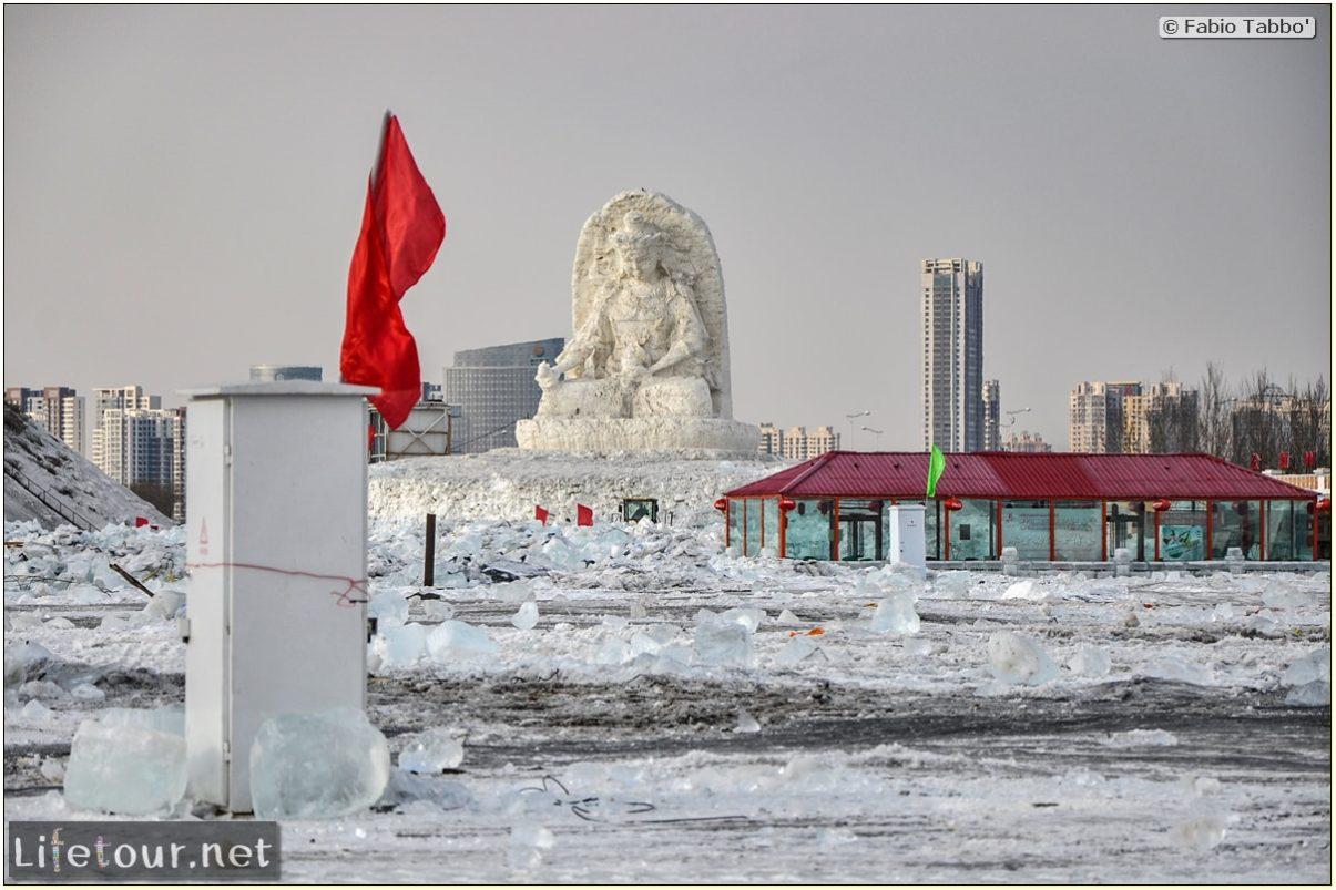 Fabio's LifeTour - China (1993-1997 and 2014) - Harbin (2014) - Ice and Snow show - 4529