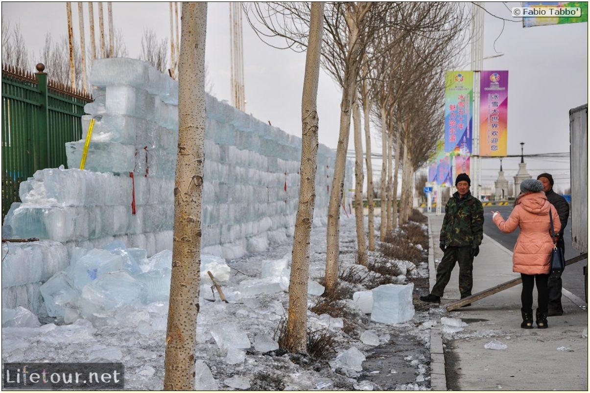 Fabio's LifeTour - China (1993-1997 and 2014) - Harbin (2014) - Ice and Snow show - 4739