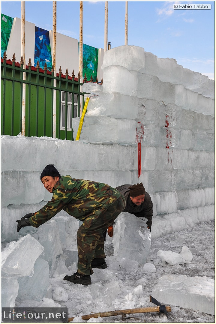 Fabio's LifeTour - China (1993-1997 and 2014) - Harbin (2014) - Ice and Snow show - 4866