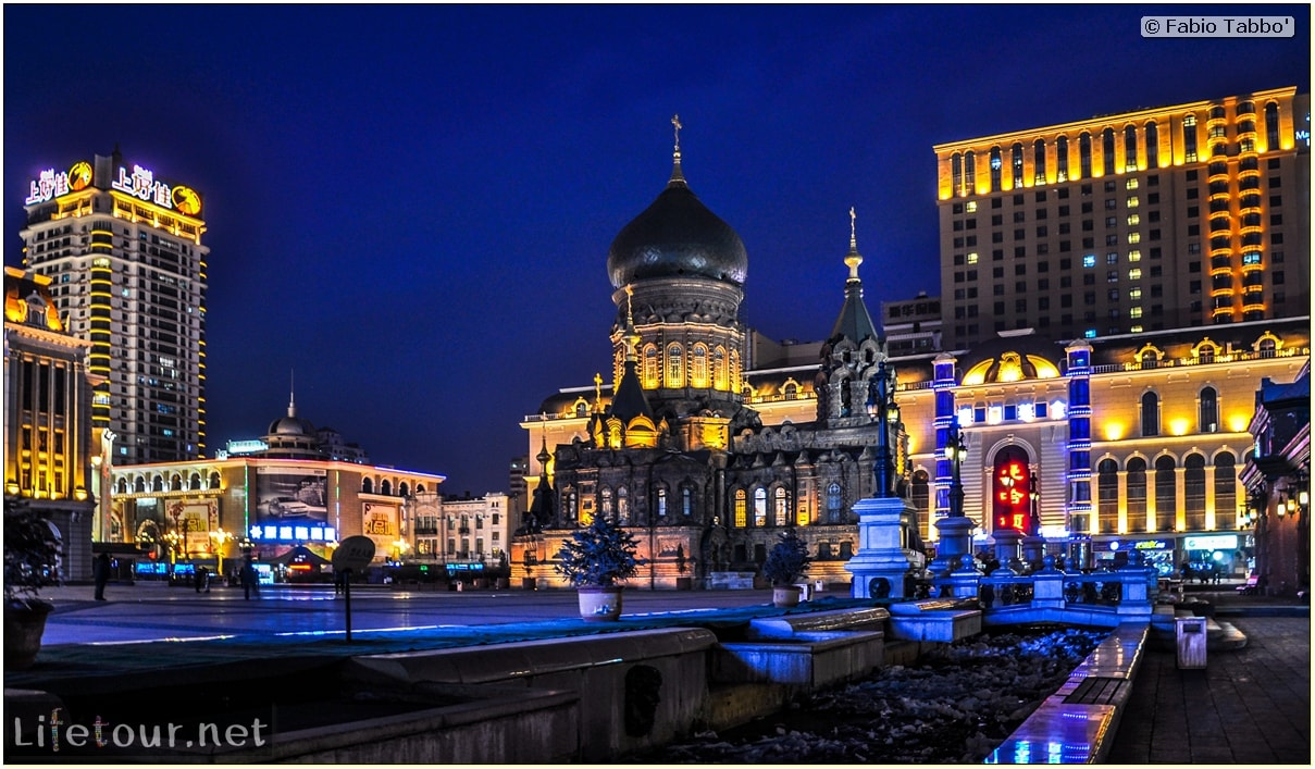 Fabio's LifeTour - China (1993-1997 and 2014) - Harbin (2014) - Saint Sophia - 9476