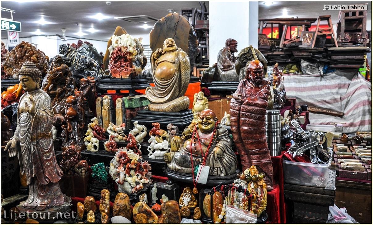 Fabio's LifeTour - China (1993-1997 and 2014) - Shanghai (1993 and 2014) - Tourism - Antique markets - 9761 COVER