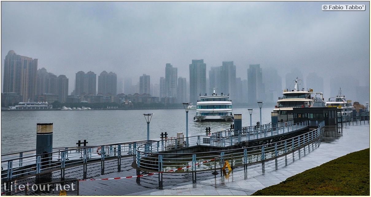 Fabio's LifeTour - China (1993-1997 and 2014) - Shanghai (1993 and 2014) - Tourism - Bund - Bund 2014 - 2671