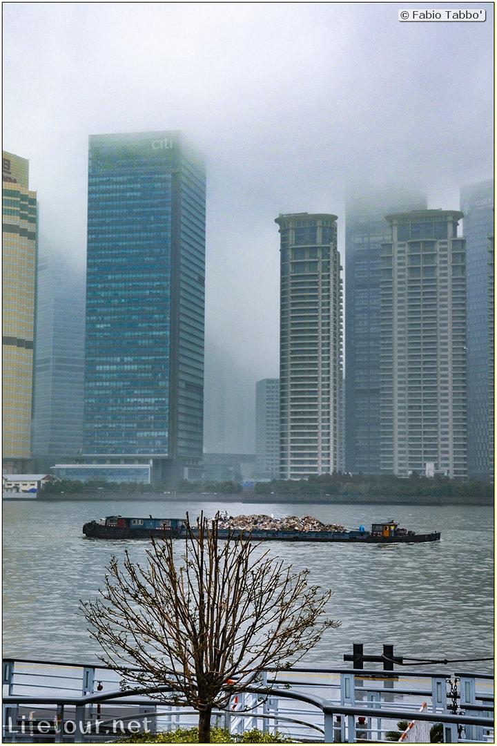 Fabio's LifeTour - China (1993-1997 and 2014) - Shanghai (1993 and 2014) - Tourism - Bund - Bund 2014 - 3193