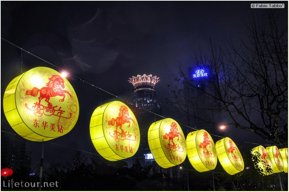 Fabio's LifeTour - China (1993-1997 and 2014) - Shanghai (1993 and 2014) - Tourism - Bund - Bund 2014 - 8556