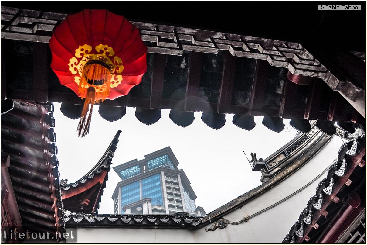 Fabio's LifeTour - China (1993-1997 and 2014) - Shanghai (1993 and 2014) - Tourism - Dajingguandi temple - 8974