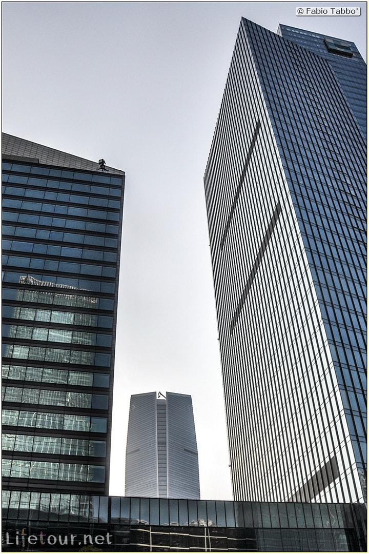 Fabio's LifeTour - China (1993-1997 and 2014) - Shanghai (1993 and 2014) - Tourism - Financial center - 10218