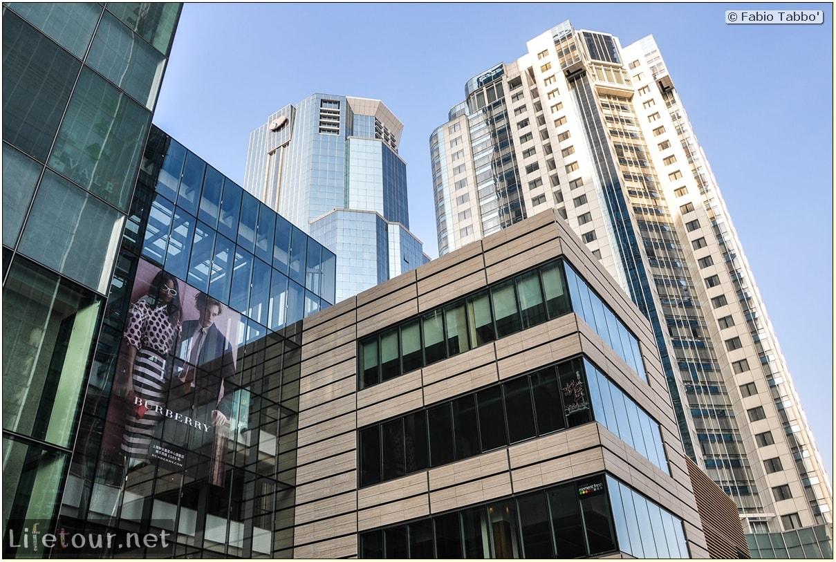 Fabio's LifeTour - China (1993-1997 and 2014) - Shanghai (1993 and 2014) - Tourism - Financial center - 10404