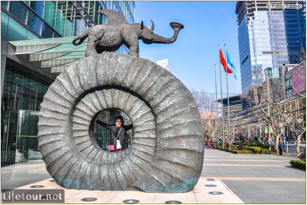 Fabio's LifeTour - China (1993-1997 and 2014) - Shanghai (1993 and 2014) - Tourism - Financial center - 9833