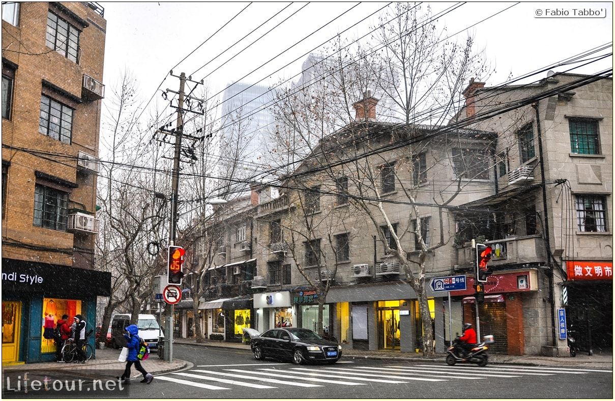 Fabio's LifeTour - China (1993-1997 and 2014) - Shanghai (1993 and 2014) - Tourism - French Concession - 2014 - 1887