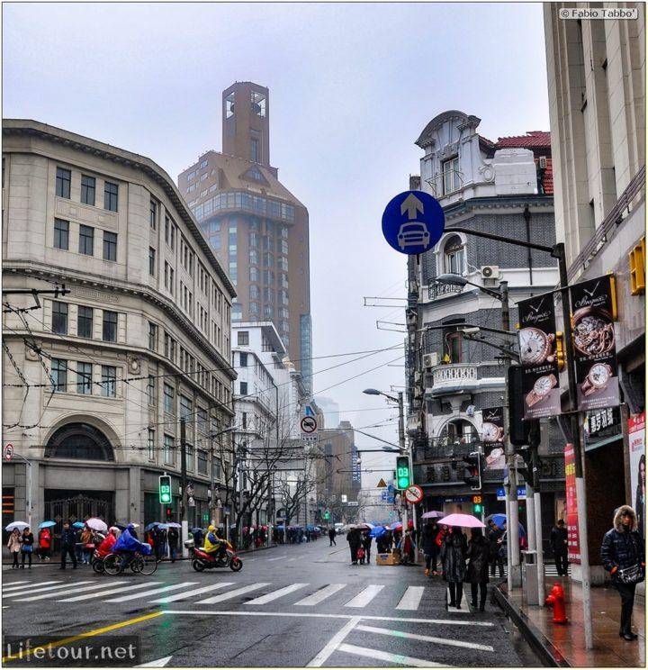 Fabio's LifeTour - China (1993-1997 and 2014) - Shanghai (1993 and 2014) - Tourism - Nanjing road - 2014 - 7611