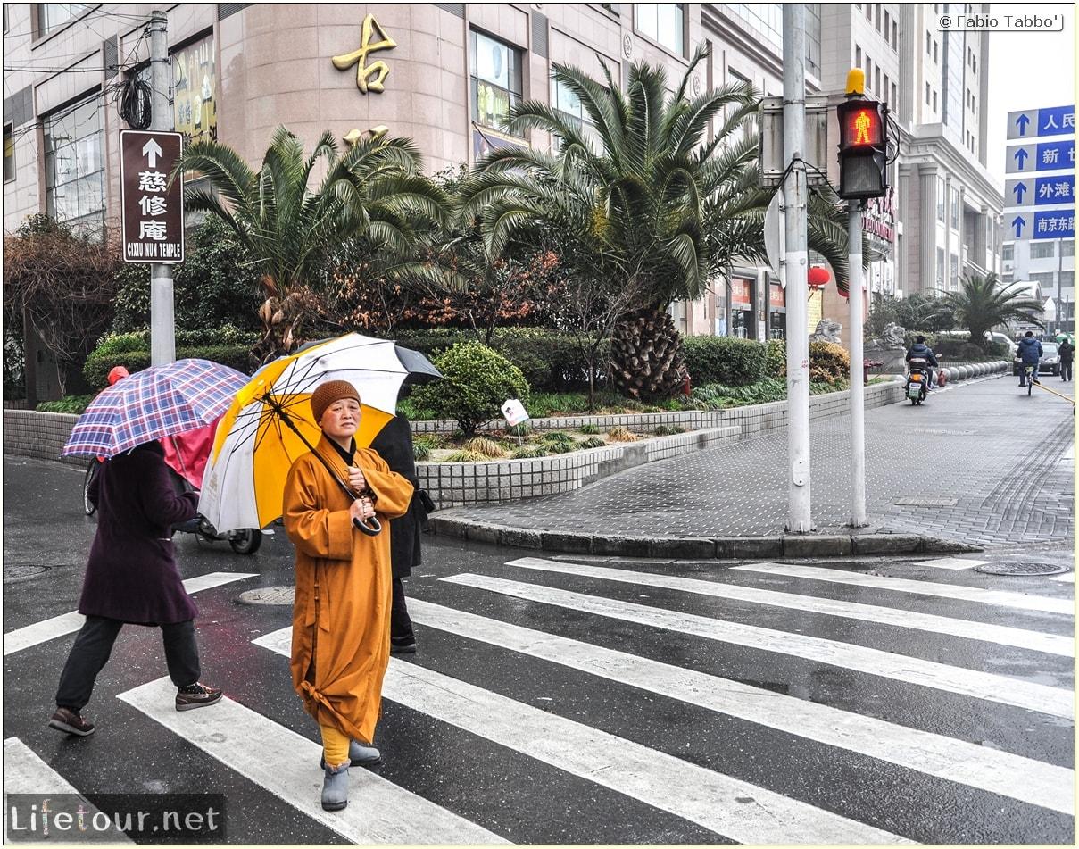 Fabio's LifeTour - China (1993-1997 and 2014) - Shanghai (1993 and 2014) - Tourism - Nanjing road - 2014 - 8335