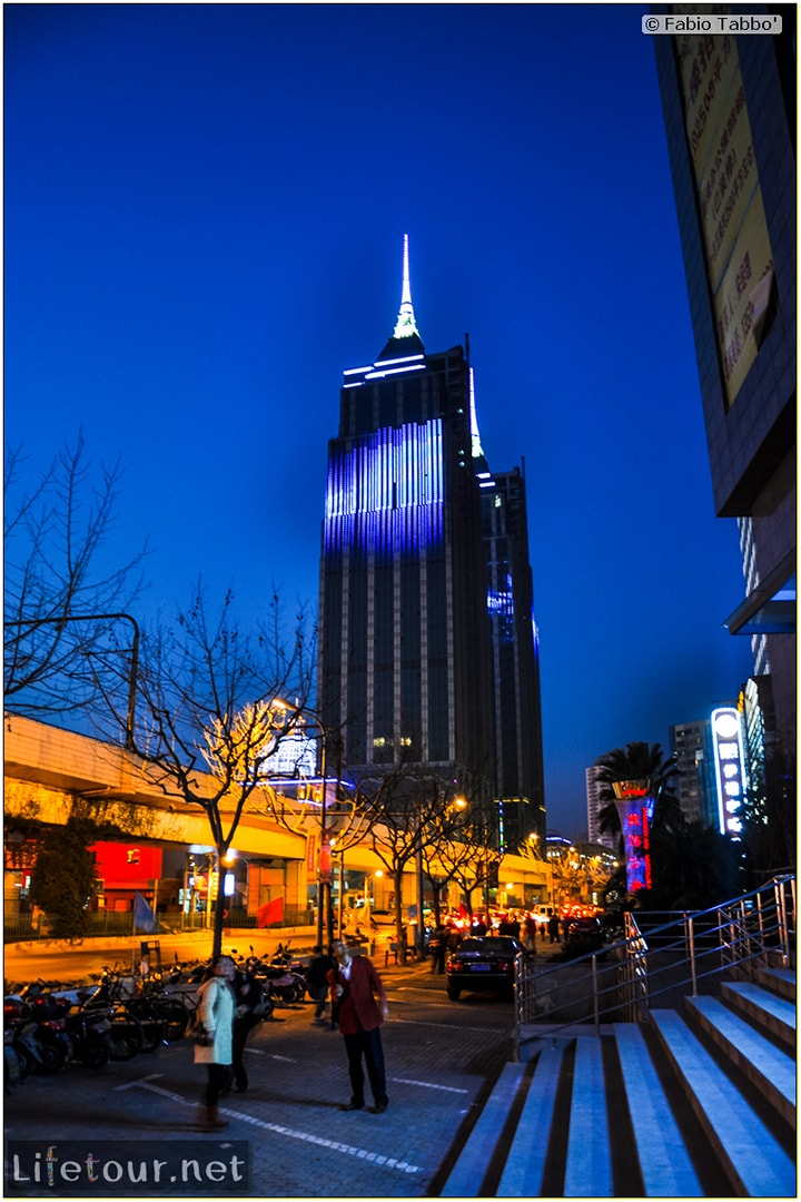 Fabio's LifeTour - China (1993-1997 and 2014) - Shanghai (1993 and 2014) - Tourism - Other pictures Shanghai - 2014 - 10266