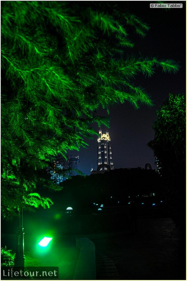Fabio's LifeTour - China (1993-1997 and 2014) - Shanghai (1993 and 2014) - Tourism - People's Square - 11085