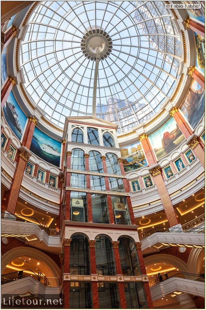 Fabio's LifeTour - China (1993-1997 and 2014) - Shanghai (1993 and 2014) - Tourism - Shopping malls - 1625
