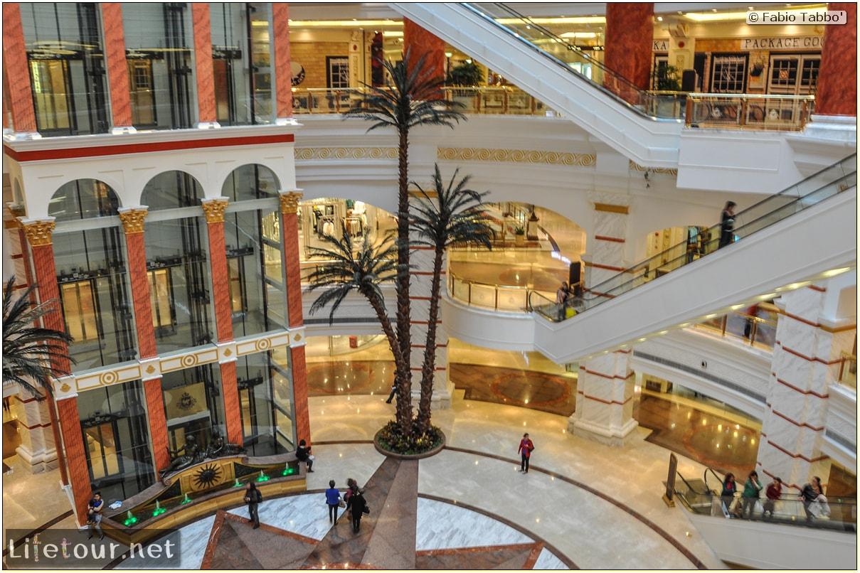 Fabio's LifeTour - China (1993-1997 and 2014) - Shanghai (1993 and 2014) - Tourism - Shopping malls - 1723