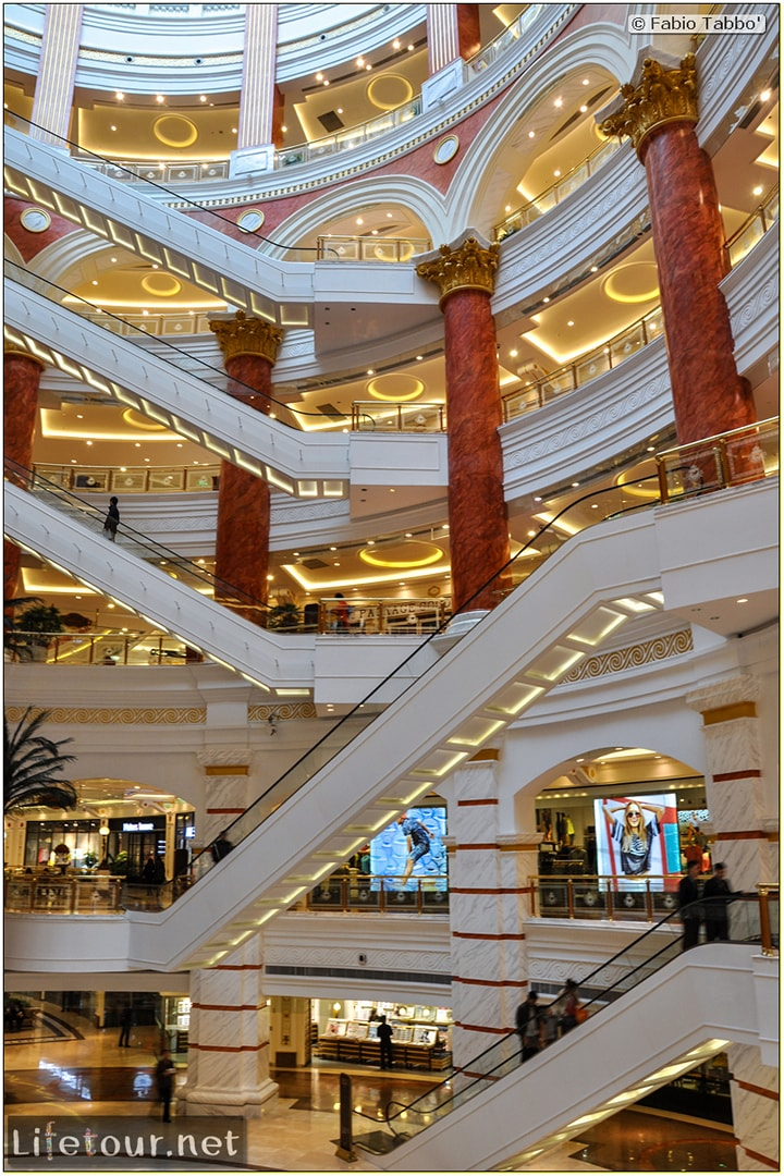 Fabio's LifeTour - China (1993-1997 and 2014) - Shanghai (1993 and 2014) - Tourism - Shopping malls - 1769