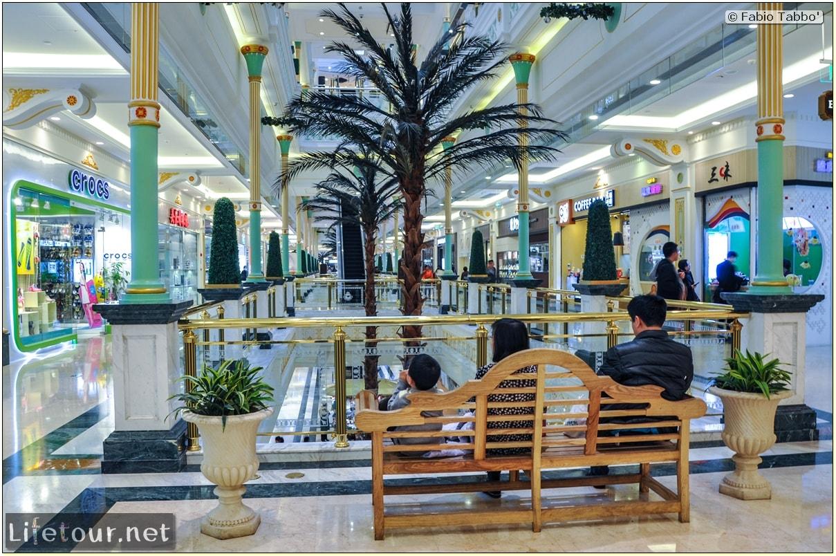 Fabio's LifeTour - China (1993-1997 and 2014) - Shanghai (1993 and 2014) - Tourism - Shopping malls - 2610