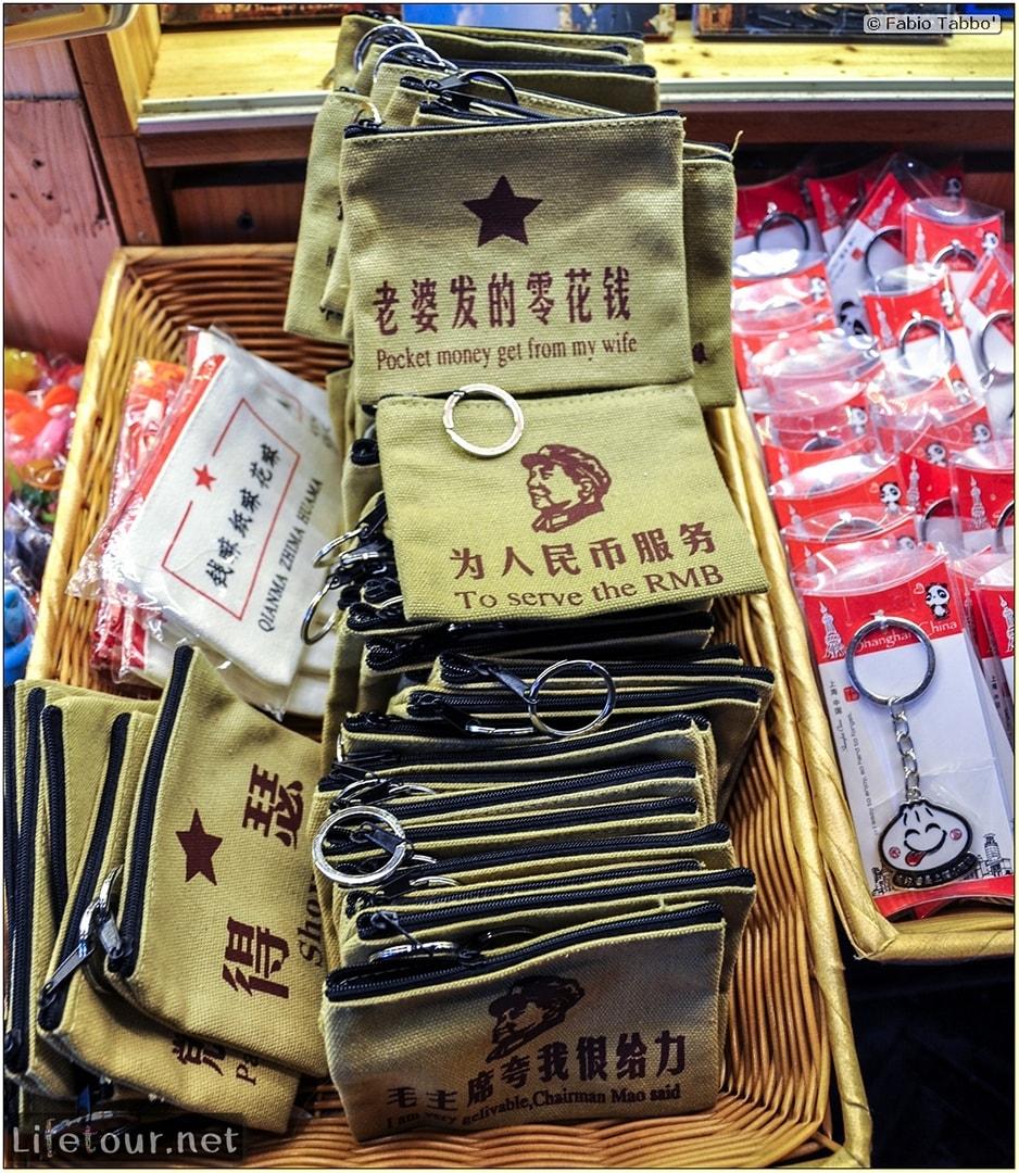 Fabio's LifeTour - China (1993-1997 and 2014) - Shanghai (1993 and 2014) - Tourism - Tianzifang - 5078
